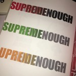 【画像】SUPREME×GOODENOUGH【リーク】