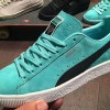 "【リーク】Diamond Supply Co. Puma Suede ""Tiffany"""