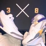 【リーク画像あり】Air Jordan Kobe Bryant Pack