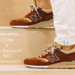 【3月12日発売予定】J.CREW × NEW BALANCE 997 BUTTERSCOTCH