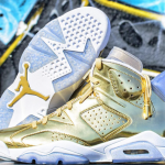 【スパイク・リー】JORDAN 6 PINNACLE GOLD/WHITE【発売か!?】