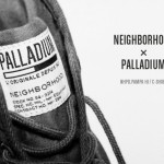 PALLADIUM×NEIGHBORHOOD NHPD . PAMPA HI / C-SHOES