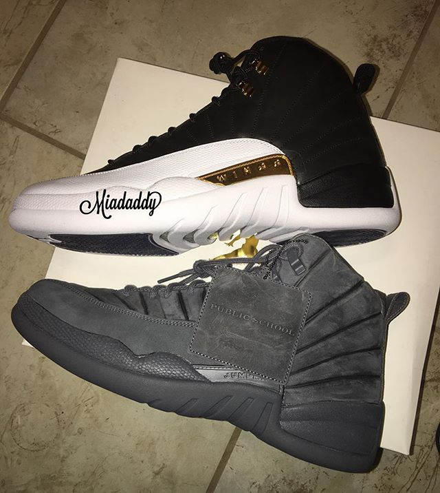 Nike Air Jordan 12 Wings