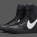 【国内4月7日発売予定】 RICCARDO TISCI × NIKELAB DUNK LUX HIGH BLACK/WHITE