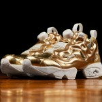 【発売中】Reebok Women's Insta Pump Fury Celebrate Brass