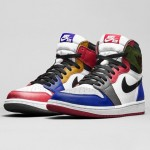"【噂?】Air Jordan 1 Retro High OG ""What The"""
