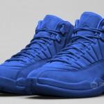 【噂】Air Jordan 12 Premium Blue