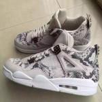 【リーク】Nike Air Jordan 4 Snakeskin 2016SS