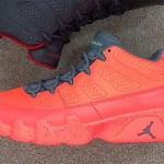 【3モデル発売予定】Nike Air Jordan 9 Low