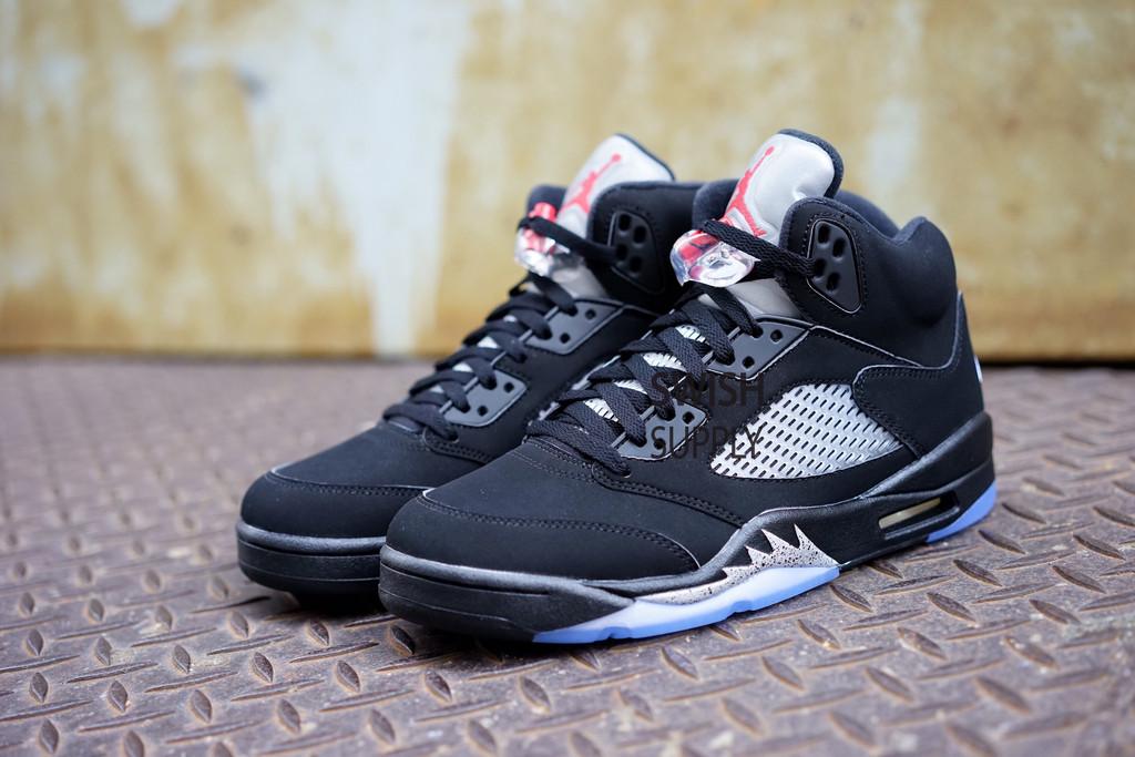 online store 3979e 4d34f Jordan 5 Fire Red High 1990 Og New Nike Shoes In November 7 2017