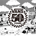 【50th Anniversary】Vans Gold Collection