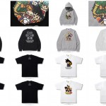 【4月20日先行】A BATHING APE × DRAGON BALL 【4月23日】