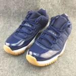 "【発売日リーク】Air Jordan 11 Low ""Navy/Gum""【6月4日発売予定】"