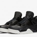 【4月9日発売決定】Air Jordan 4 Retro Premium【official画像】