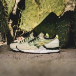 【国内4月2日発売予定】FEATURE × ASICS TIGER GEL-LYTE V PRICKLY PEAR