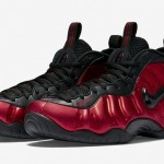"【4月16日発売予定】Nike Air Foamposite Pro ""UNIVERSITY RED"""