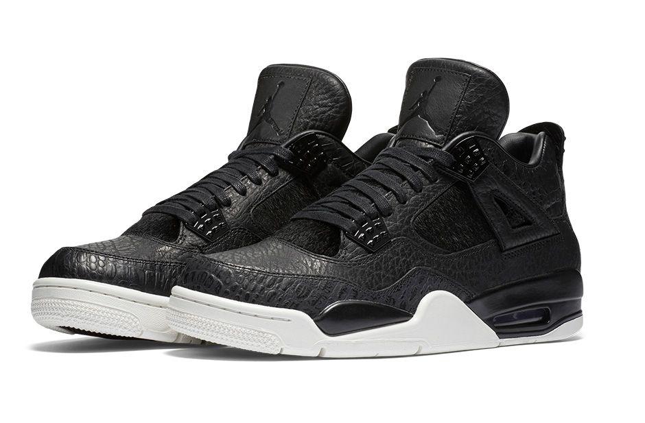 Nike Air Jordan 4 Premium 発売決定