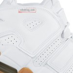 "Nike Air More Uptempo ""White Gum"" 【流出やで】"