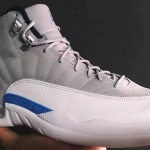 【6月25日発売予定】Nike Air Jordan 12 Retro Grey/University Blue