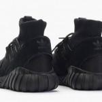 """【リーク】adidas Tubular Doom """"Triple-Black"""""""