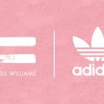 """【5月5日発売ファレル】adidas Originals Pharrell Williams """"PINK BEACH"""""""