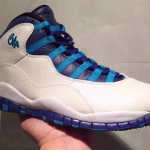 "【リーク】Nike Air Jordan 10 City Pack ""Charlotte Hornets"""