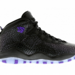 "【リーク】Nike Air Jordan 10 Retro City Pack 2016 ""Black/Purple"""
