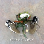 "【国内先行予約6月28日】ASICS Tiger GEL-SIGHT × monkey time ""OLIVE CROWN"""