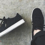 "【リーク画像】 Air Jordan 1 Low Premium ""Swooshless"""
