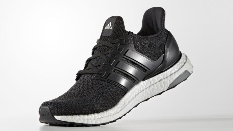 """リーク】adidas Ultra Boost 2.0 """"Core Black"""