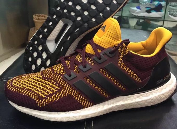e52d2cb31a7 ... usa adidas ultra boost new color red skins sneaker bucks a1493 39cb9