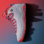 """【5月14日9:00発売 直リンあり】Nike Air Jordan 10 Retro """"Chicago""""【ジョーダン10】"""