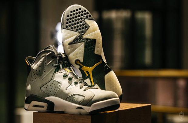 "Air Jordan 6 ""Trophy Room"""