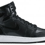 "【リーク】Air Jordan 1 High ""All-Black Patent Leather""【エアジョーダン1】"