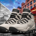 "【6月18日発売】Air Jordan 10 Retro City Pack ""London""【ジョーダン10】"