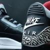 【リーク】Nike Air Jordan 3 OG 黒セメント 2017年発売クル━━━(゚∀゚)━━━!!