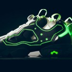 【atmos 6月18日00:00発売】Empty Canvas x Reebok Instapump Fury Glows in the Dark 【リーボック・ポンプフューリー】