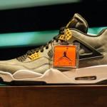 """【超限定 1 of 1】Nike Air Jordan4 """"Trophy Room""""【エアジョーダン4 トロフィールーム】"""