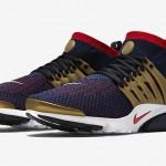 """【7月1日9時発売予定】Nike Air Presto Ultra Flyknit """"Olympic""""【エアプレスト オリンピック】"""