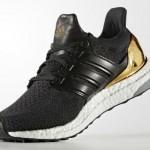 """【8月発売予定】adidas Ultra Boost LTD """"Black-Gold""""【黒金ゴールドモデル】"""