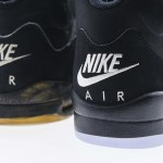 "【7月23日発売】Nike Air Jordan 5 Retro OG ""Black Metallic""【黒銀 Nike ロゴ】"