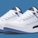 "【ジョーダン 2 ロー】Air Jordan 2 Retro Low ""UNC"""