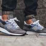 "【現在発売中】NEW BALANCE 998 ""COOL GREY"""