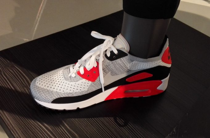 """Nike Flyknit Air Max 90 """"Infrared"""""""