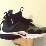 【Acronym x Nike】アクロニウム x ナイキ エアプレスト 新色のリーク画像がUPされたぞ!!