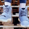 【イージーブースト750】女の子がYeezy Boost 750 グローインザダークを履いた結果wwww【6月11日発売】
