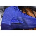 "【リーク】Air Jordan Retro 12 PRM ""DEEP ROYAL BLUE"""