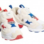 【7月18日発売予定】Maison Kitsune × Reebok Insta Pump Fury 【500足限定】