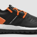 "【2016aw】adidas Y-3 Pure Boost ZG ""Black/Orange""【ワイスリー ピュアブースト ZG】"
