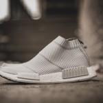 """【7月8日発売】adidas NMD City Sock PK """"White Grey""""【アディダス NMD シティソック プライムニット】"""